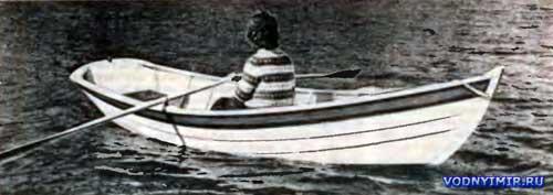 Своими руками лодка скиф