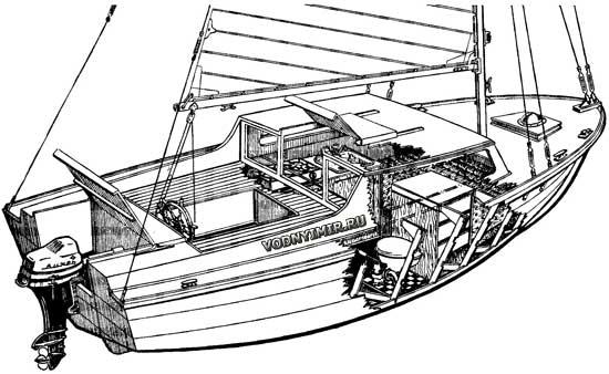 Самодельные катера малого водоизмещения 166