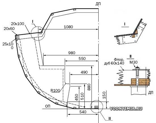 """Крейсерская яхта """"Викинг-32"""". Постройка 10-метровой яхты своими руками"""