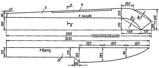 """Мотолодка  """"Винни-Пух """" и все-все-все преимущества трехслойной конструкции."""