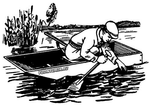 Простейшая самодельная лодка из фанеры