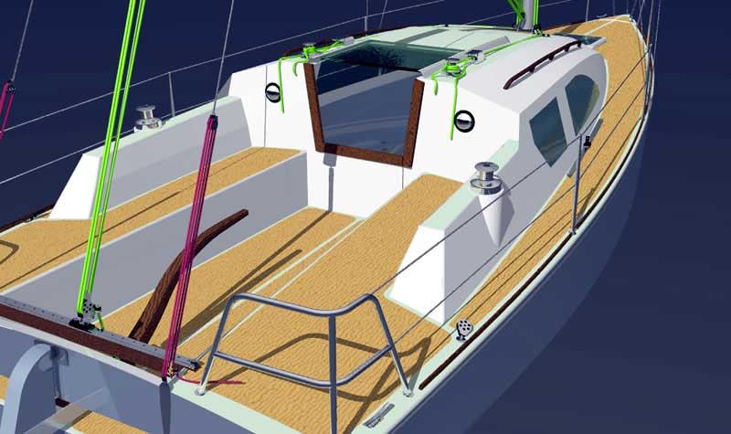Трейлерные яхты компромисс своими руками построить 61