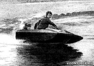 Тримаран своими руками - самодельная лодка из стали