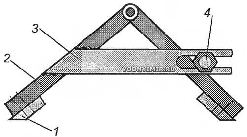 для заточки ножей ледобура: