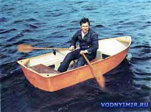 ерш металлическая лодка