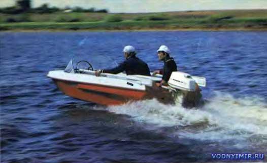 фото неман лодка