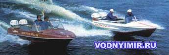 Мотолодка «Обь», моторная лодка «Обь-М», моторная лодка «Обь-3» - описание, основные данные