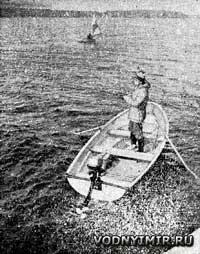 яхта из лодки пелла