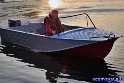 воронеж лодка тюнинг фото