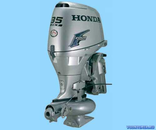 Лучший подвесной мотор с водометом