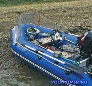 лодка морской рыбалки купить