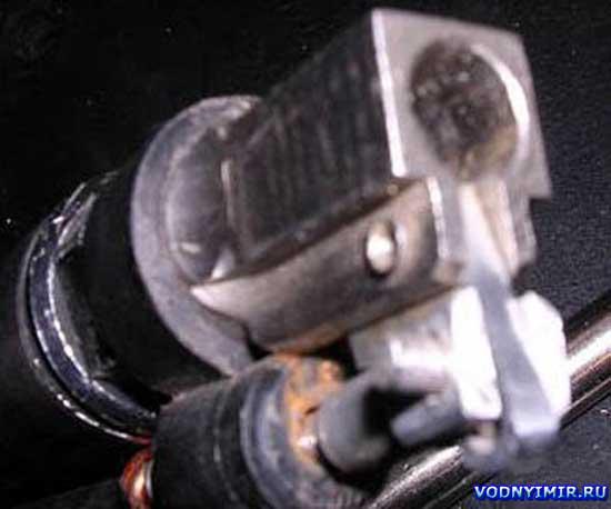 Фотографии готового самодельного ружья для подводной охоты