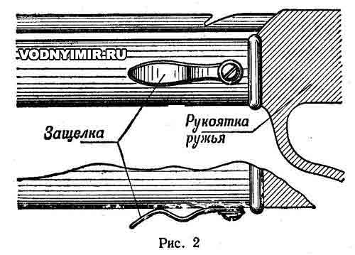 картинка 1 - подводное ружье