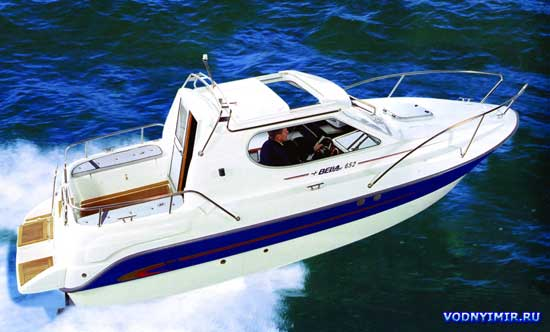 �������� ����� � ������ �������� �Bella Boats�. ����� �Bella 652�. ����� �Bella 655�